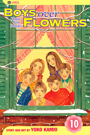 Boys Over Flowers, Vol. 10