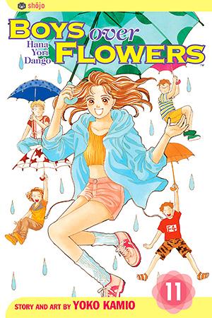 Boys Over Flowers, Vol. 11