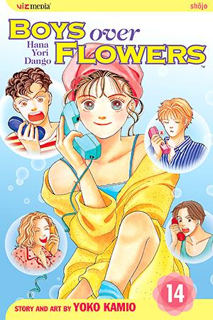 Boys Over Flowers, Vol. 14