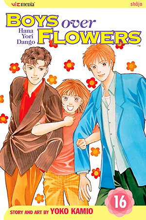 Boys Over Flowers, Vol. 16