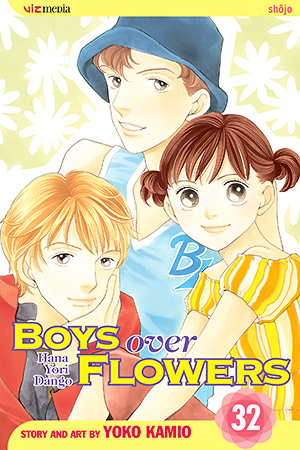 Boys Over Flowers, Vol. 32