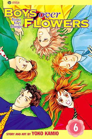 Boys Over Flowers, Vol. 6