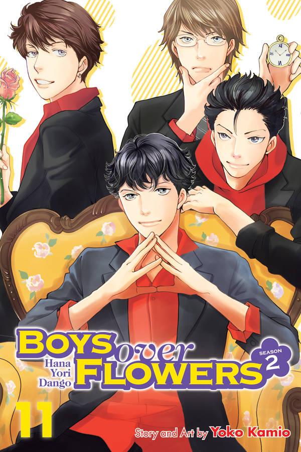Boys Over Flowers Season 2, Vol. 11