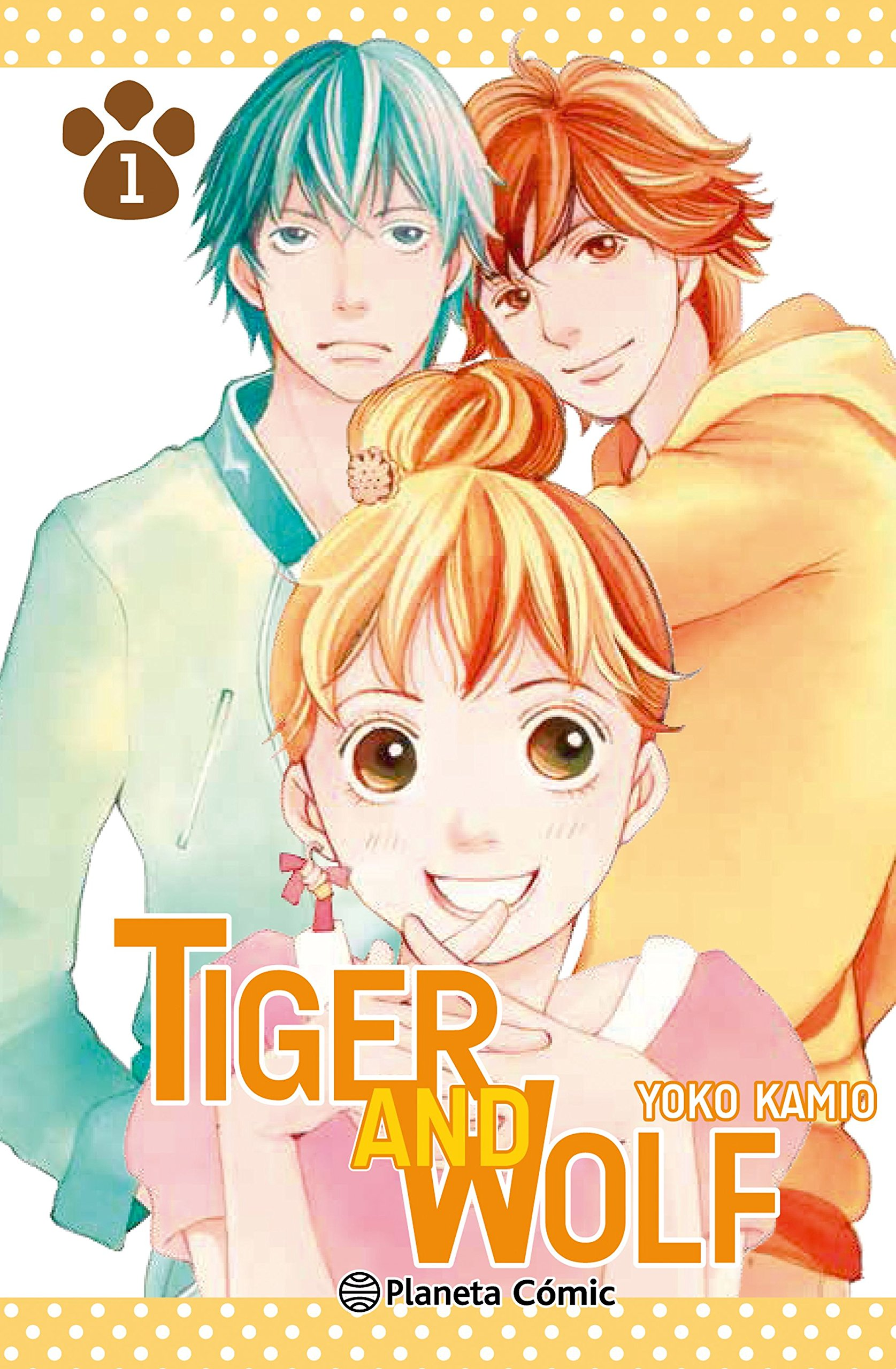 TIGER AND WOLF, Vol. 1