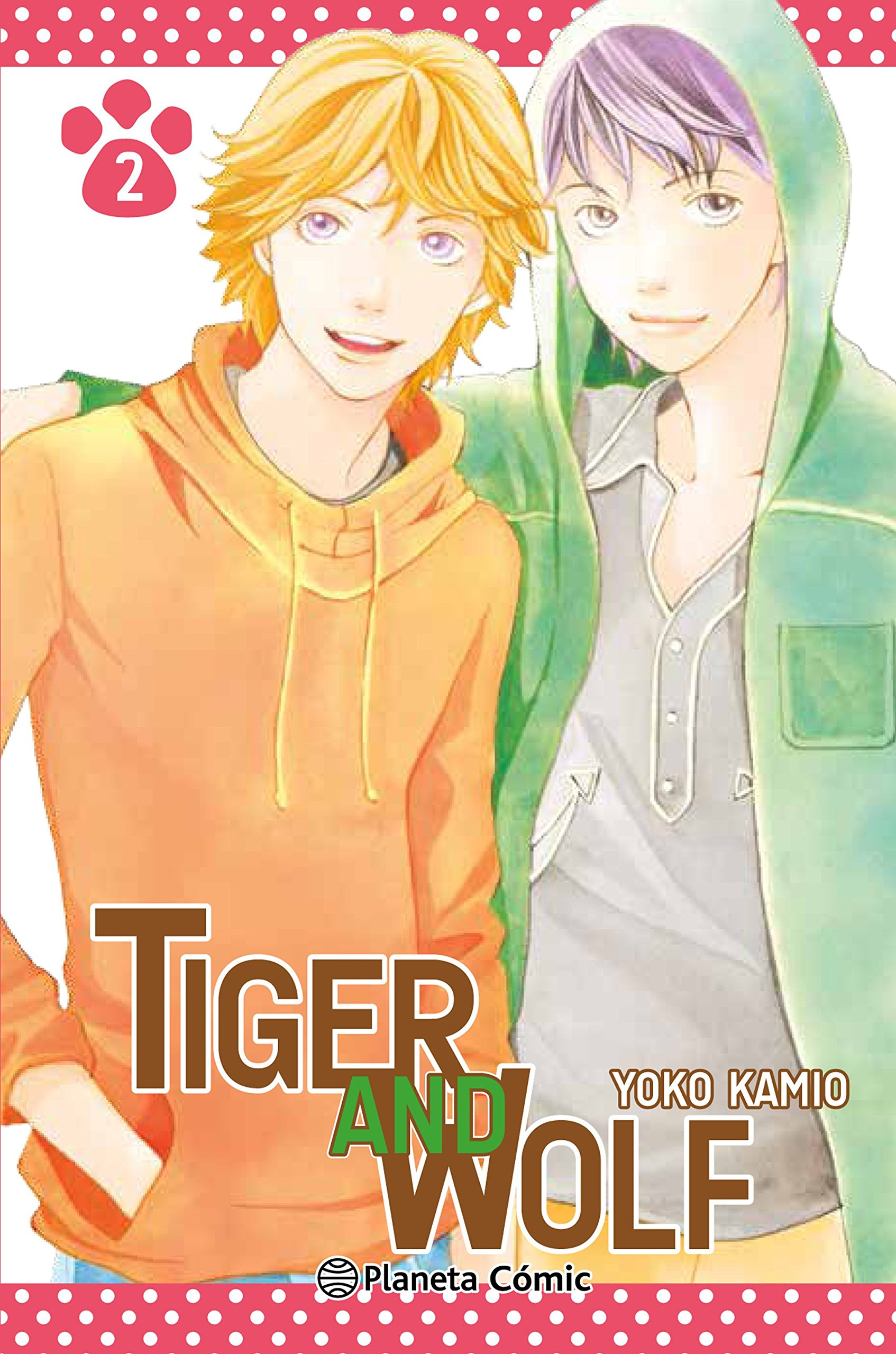 TIGER AND WOLF, Vol. 2
