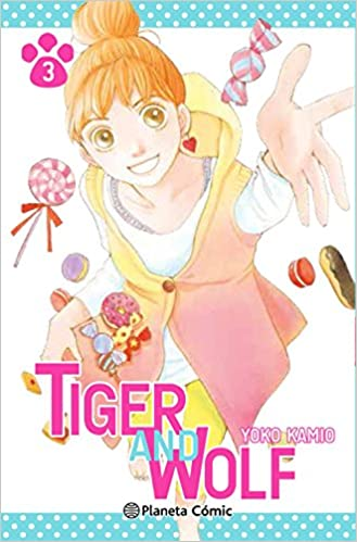 TIGER AND WOLF, Vol. 3