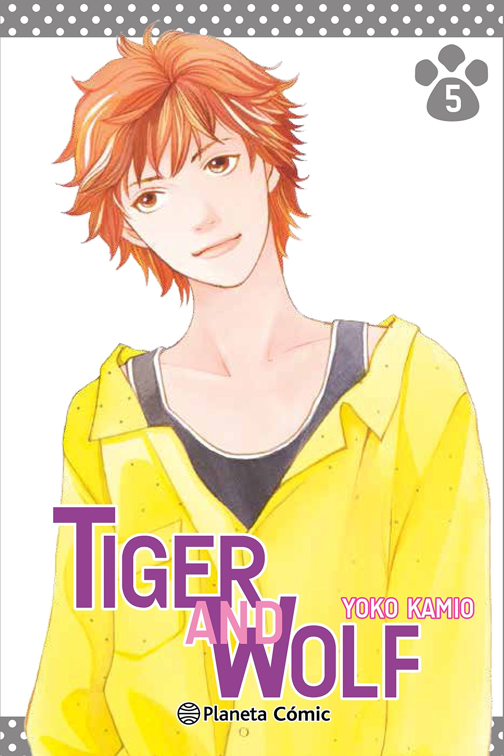 TIGER AND WOLF, Vol. 5