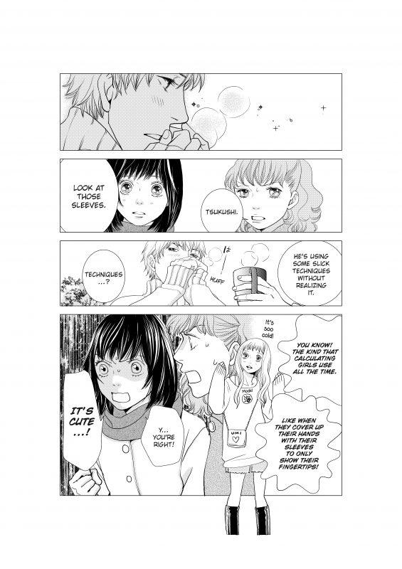 Boysoverflowers manga F4 yokokamio